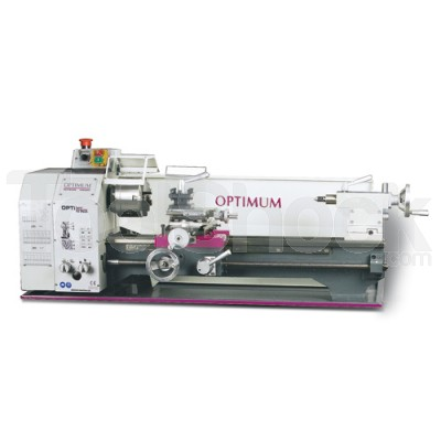 OPTIMUM TORNIO PARALLELO MODELLO TU2506 - 230 V - DIMENSIONI 125X500 MM - OPT-050OP5001