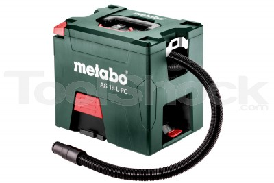 Metabo AS 18 L PC Aspiratore a batteria