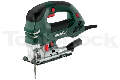 Metabo STEB 140 Plus Seghetto alternativo in Valigetta in plastica