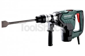 Metabo KH 5-40 Martello combinato in Valigetta in plastica
