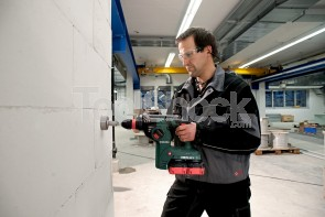 Metabo KHA 36-18 LTX 32 Martello perforatore a batteria in MetaLoc